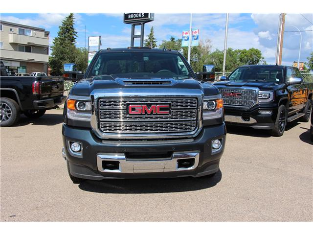 2018 GMC Sierra 3500HD Denali (Stk: 189919) in Brooks - Image 2 of 29