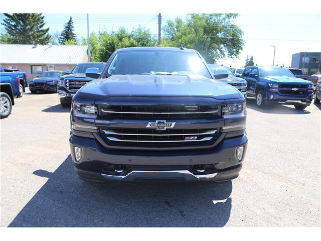 2018 Chevrolet Silverado 1500 2LZ (Stk: 191762) in Brooks - Image 2 of 26