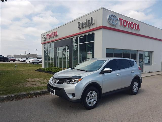 2015 Toyota RAV4 LE (Stk: A01368) in Guelph - Image 1 of 29