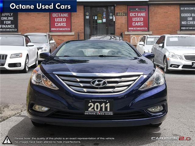 2011 Hyundai Sonata GLS (Stk: ) in Scarborough - Image 2 of 25