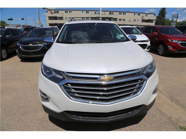 2018 Chevrolet Equinox Premier (Stk: 185409) in Brooks - Image 2 of 25