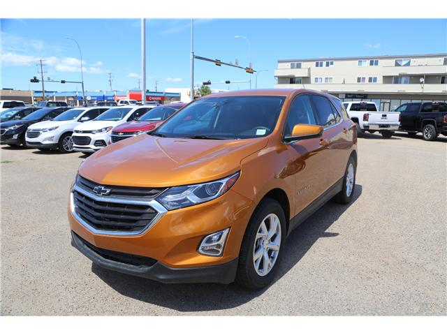 2018 Chevrolet Equinox LT (Stk: 186337) in Brooks - Image 3 of 24