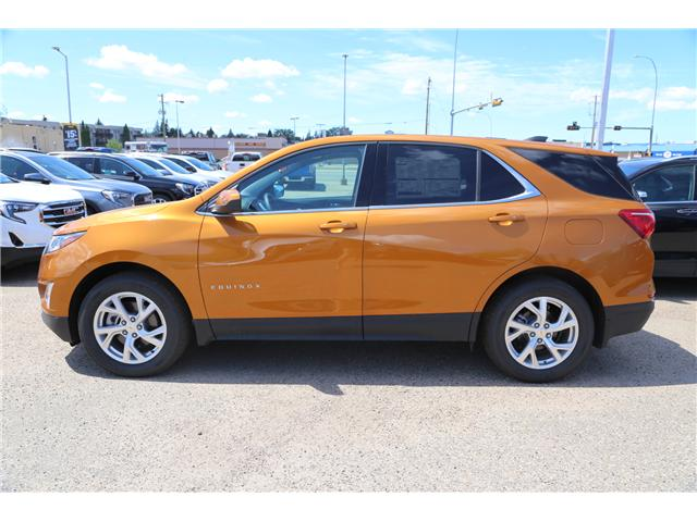 2018 Chevrolet Equinox LT (Stk: 186337) in Brooks - Image 4 of 24