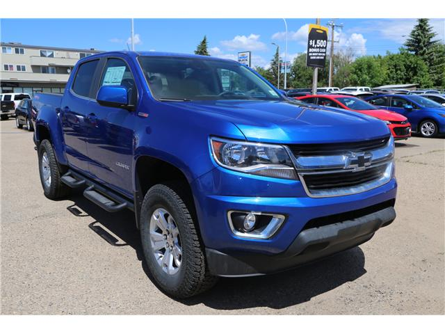 2018 Chevrolet Colorado LT (Stk: 187072) in Brooks - Image 1 of 24