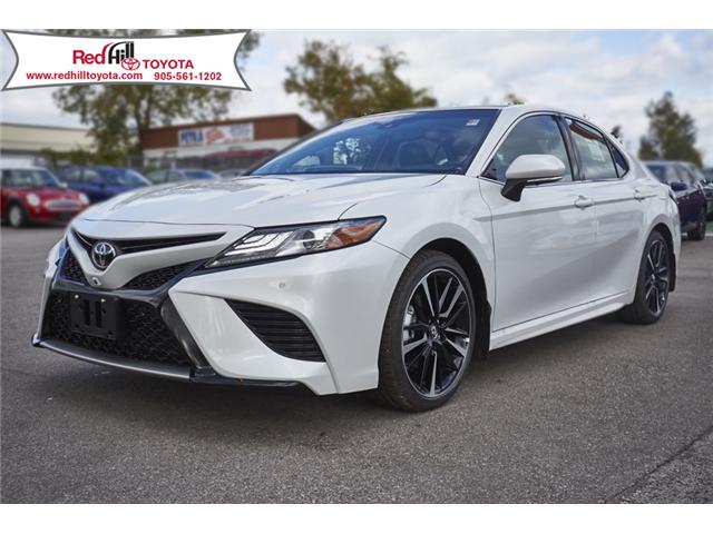 2018 Toyota Camry XSE V6 (Stk: 18911) in Hamilton - Image 1 of 17