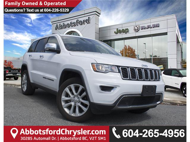 2017 Jeep Grand Cherokee Limited (Stk: J311190A) in Abbotsford - Image 1 of 29