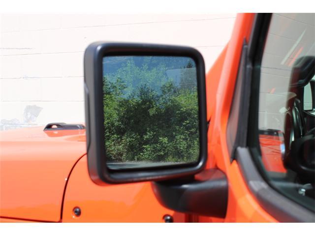 2018 Jeep Wrangler Unlimited Sahara (Stk: W192615) in Courtenay - Image 21 of 30
