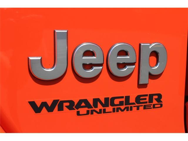2018 Jeep Wrangler Unlimited Sahara (Stk: W192615) in Courtenay - Image 24 of 30
