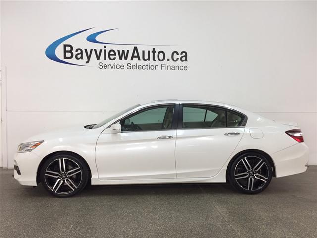 2016 Honda Accord Touring (Stk: 33048W) in Belleville - Image 1 of 28