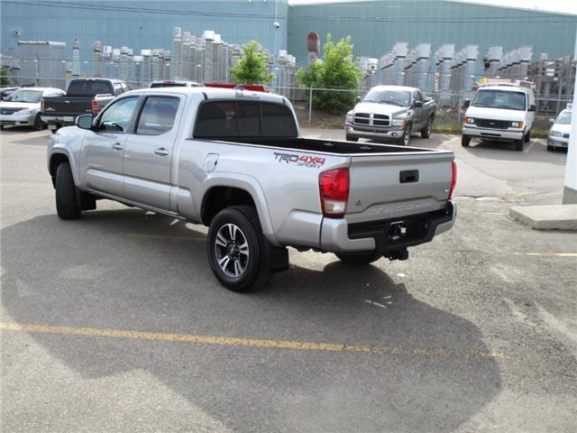 2016 Toyota Tacoma TRD Sport (Stk: F170210) in Regina - Image 3 of 41