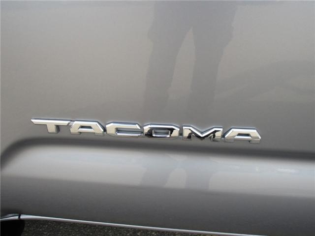 2016 Toyota Tacoma TRD Sport (Stk: F170210) in Regina - Image 15 of 41