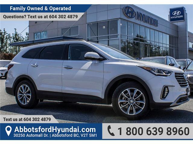 2018 Hyundai Santa Fe XL Luxury (Stk: AH8676) in Abbotsford - Image 1 of 22