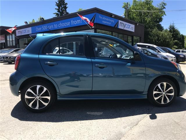 2015 Nissan Micra S (Stk: 180762) in North Bay - Image 2 of 13