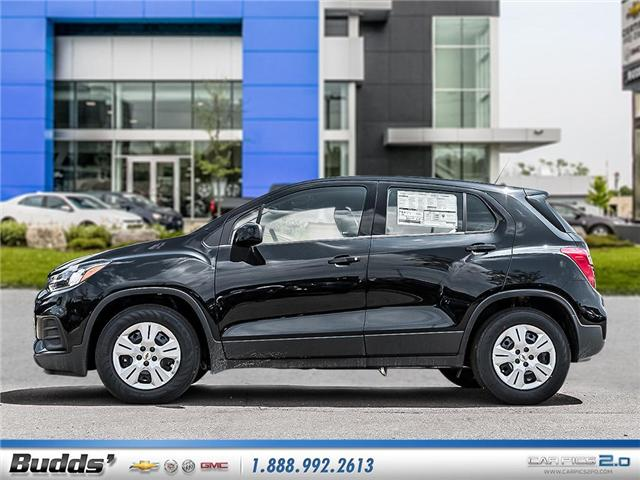 2018 Chevrolet Trax LS (Stk: TX8008) in Oakville - Image 2 of 25