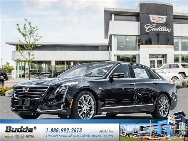 2018 Cadillac CT6 3.6L Luxury (Stk: C68004) in Oakville - Image 1 of 25
