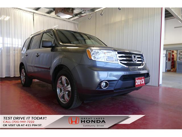 2013 Honda Pilot EX (Stk: HP503A) in Sault Ste. Marie - Image 1 of 25