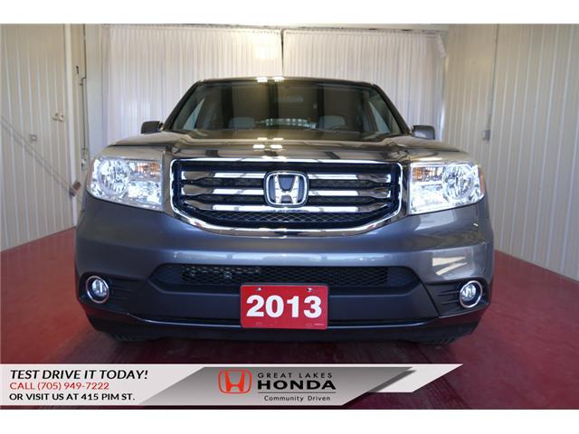2013 Honda Pilot EX (Stk: HP503A) in Sault Ste. Marie - Image 2 of 25