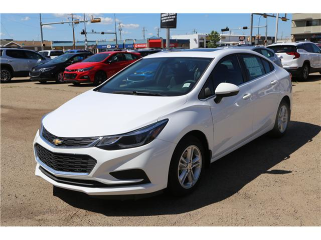 2018 Chevrolet Cruze LT Auto (Stk: 185744) in Brooks - Image 3 of 23