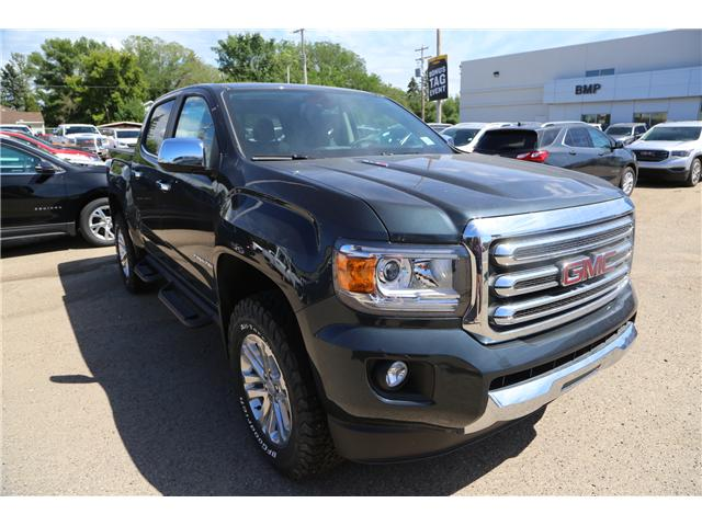 2018 GMC Canyon SLT (Stk: 186837) in Brooks - Image 1 of 25