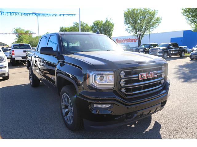 2018 GMC Sierra 1500 SLT (Stk: 164254) in Medicine Hat - Image 1 of 25