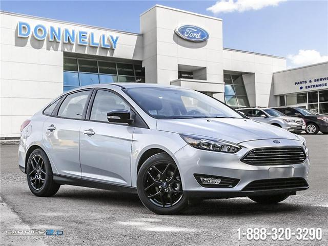 2018 Ford Focus SEL (Stk: DR906) in Ottawa - Image 1 of 29