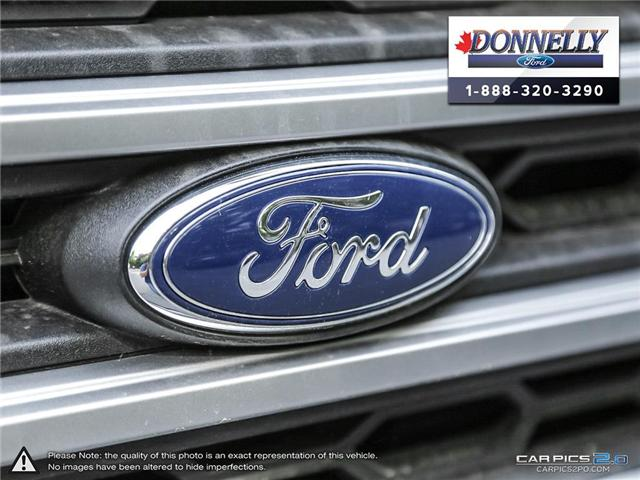2018 Ford EcoSport SE (Stk: DR1437) in Ottawa - Image 9 of 29