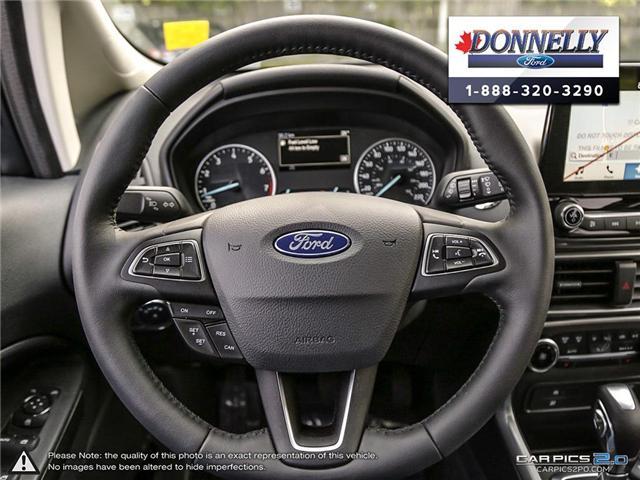 2018 Ford EcoSport SE (Stk: DR1437) in Ottawa - Image 14 of 29