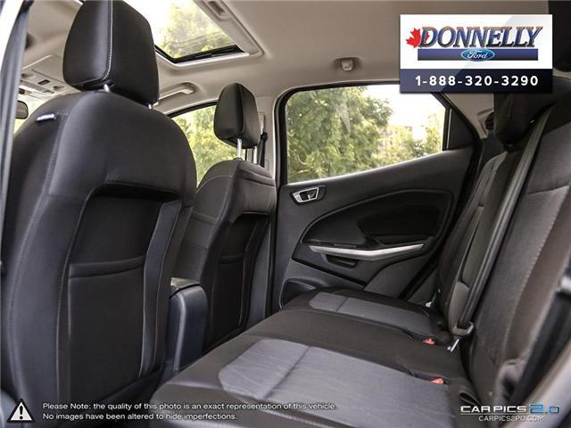2018 Ford EcoSport SE (Stk: DR1437) in Ottawa - Image 24 of 29