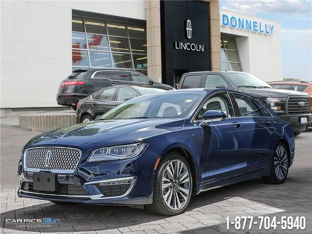 2018 Lincoln MKZ Hybrid Reserve (Stk: DR864) in Ottawa - Image 1 of 29