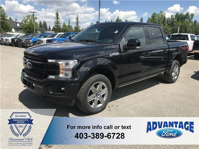 2018 Ford F-150 Lariat (Stk: J-1308) in Calgary - Image 1 of 5