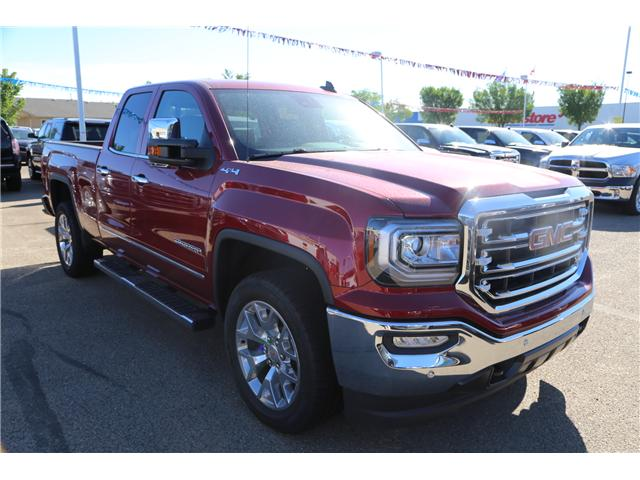 2018 GMC Sierra 1500 SLT (Stk: 164261) in Medicine Hat - Image 1 of 25