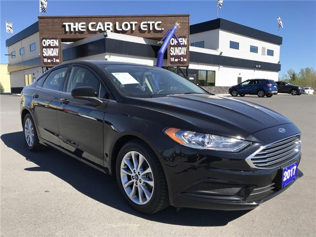 2017 Ford Fusion SE (Stk: 18173) in Sudbury - Image 1 of 14