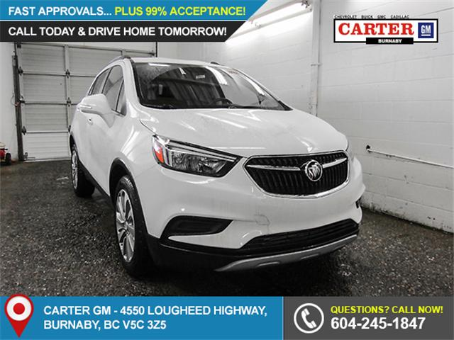 2018 Buick Encore Preferred (Stk: E8-87760) in Burnaby - Image 1 of 7
