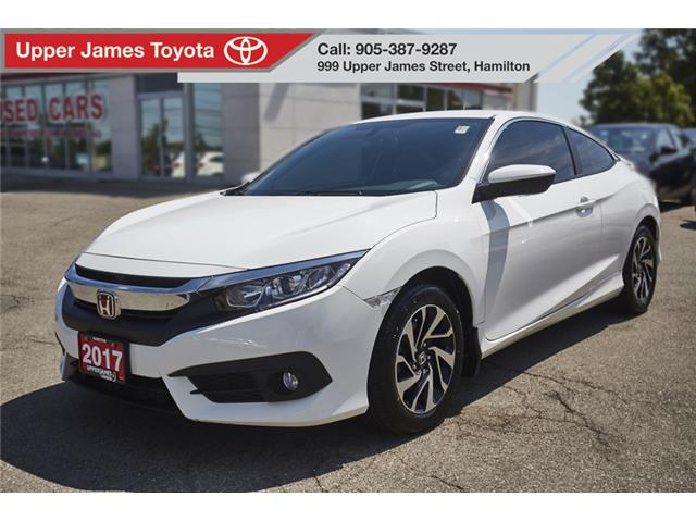 2017 Honda Civic LX (Stk: 71689) in Hamilton - Image 1 of 17