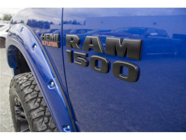 2018 RAM 1500 Sport (Stk: J248662) in Abbotsford - Image 11 of 25