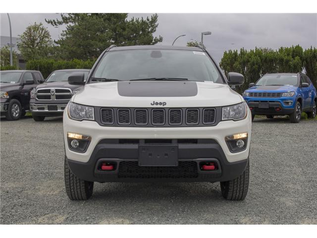 2018 Jeep Compass Trailhawk (Stk: J345960) in Abbotsford - Image 2 of 23