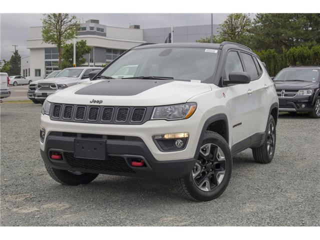 2018 Jeep Compass Trailhawk (Stk: J345960) in Abbotsford - Image 3 of 23