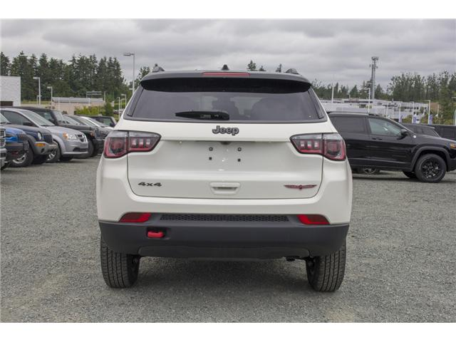 2018 Jeep Compass Trailhawk (Stk: J345960) in Abbotsford - Image 6 of 23