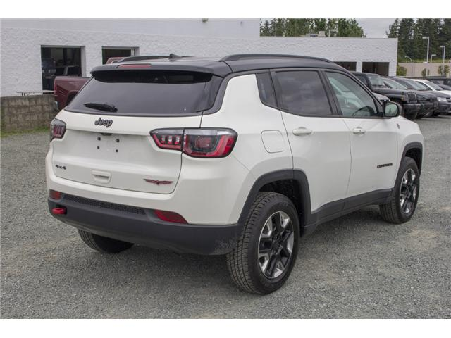 2018 Jeep Compass Trailhawk (Stk: J345960) in Abbotsford - Image 7 of 23