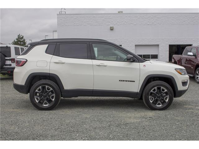 2018 Jeep Compass Trailhawk (Stk: J345960) in Abbotsford - Image 8 of 23