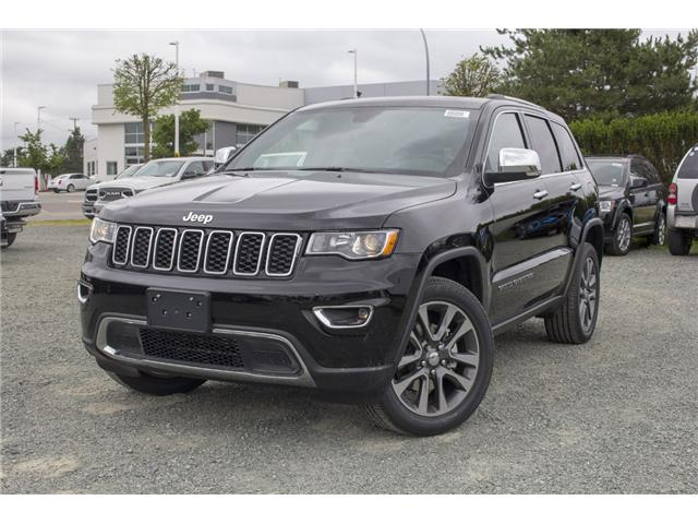 2018 Jeep Grand Cherokee Limited (Stk: J396493) in Abbotsford - Image 3 of 24