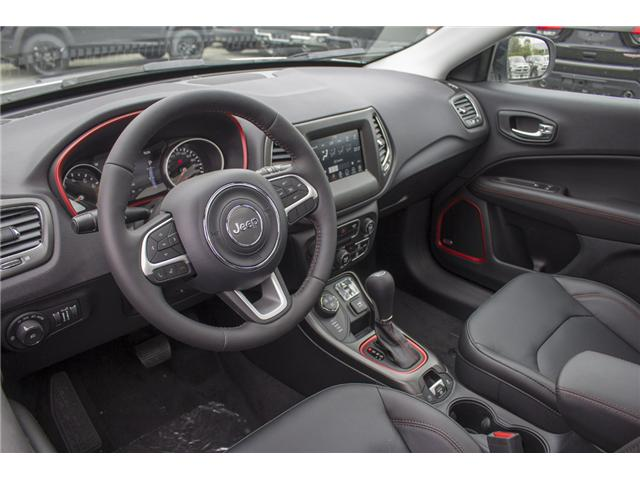 2018 Jeep Compass Trailhawk (Stk: J345960) in Abbotsford - Image 11 of 23