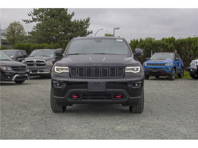 2018 Jeep Grand Cherokee Trailhawk (Stk: J396494) in Abbotsford - Image 2 of 26