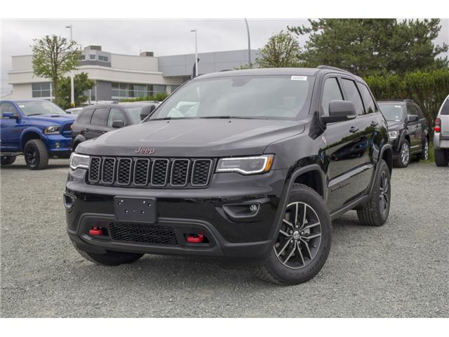 2018 Jeep Grand Cherokee Trailhawk (Stk: J396494) in Abbotsford - Image 3 of 26