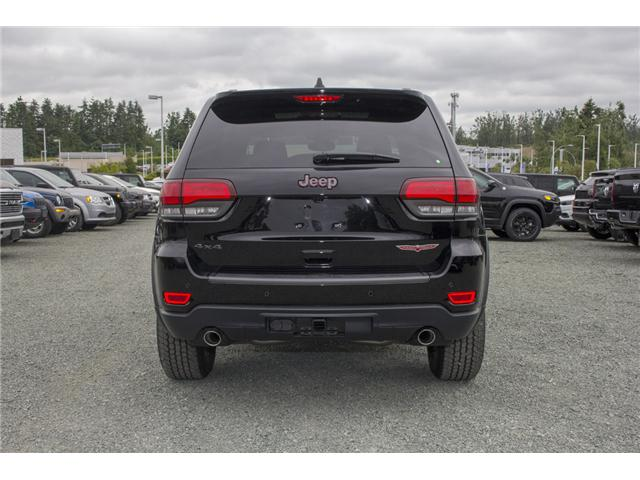 2018 Jeep Grand Cherokee Trailhawk (Stk: J396494) in Abbotsford - Image 6 of 26