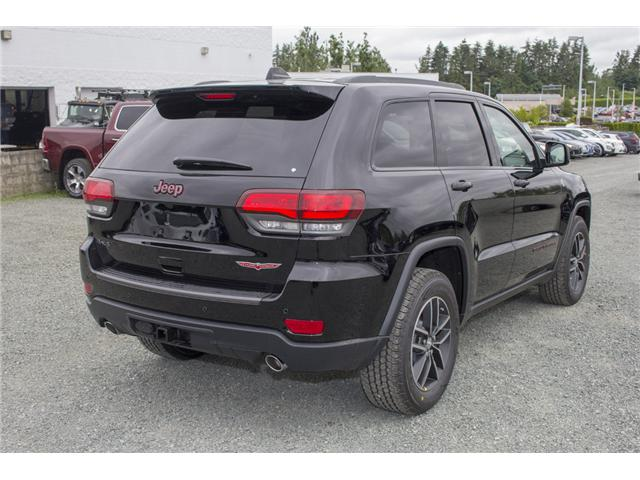 2018 Jeep Grand Cherokee Trailhawk (Stk: J396494) in Abbotsford - Image 7 of 26