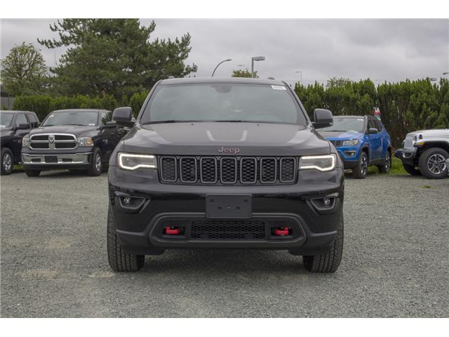 2018 Jeep Grand Cherokee Trailhawk (Stk: J410232) in Abbotsford - Image 2 of 24