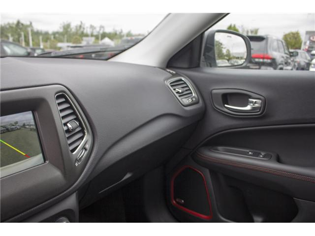 2018 Jeep Compass Trailhawk (Stk: J345960) in Abbotsford - Image 22 of 23