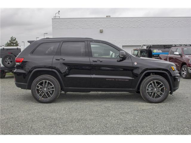 2018 Jeep Grand Cherokee Trailhawk (Stk: J396494) in Abbotsford - Image 8 of 26