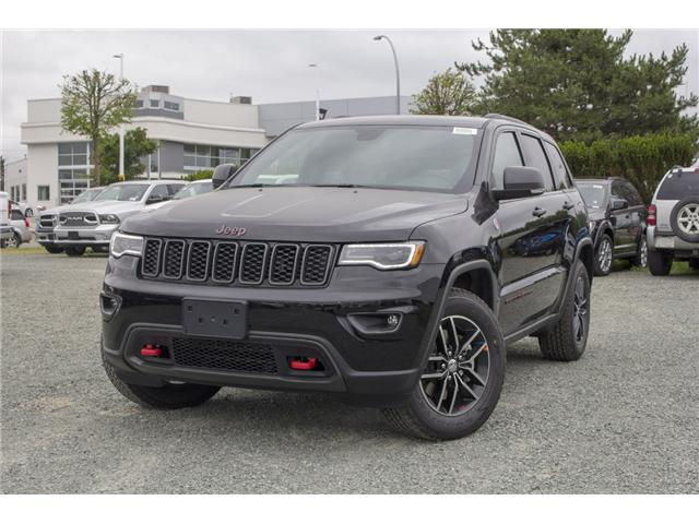 2018 Jeep Grand Cherokee Trailhawk (Stk: J410232) in Abbotsford - Image 3 of 24